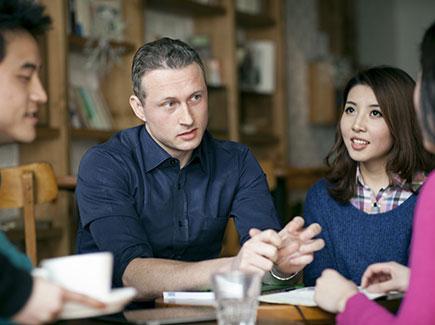 teach English to adults China