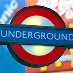 著名倫敦地鐵