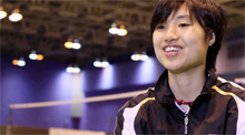 Yip Pui Yin - Badminton Player