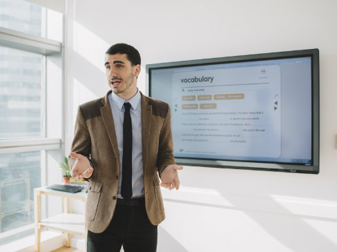 ESL Teacher Training