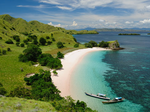 Gap year jobs in Indonesia